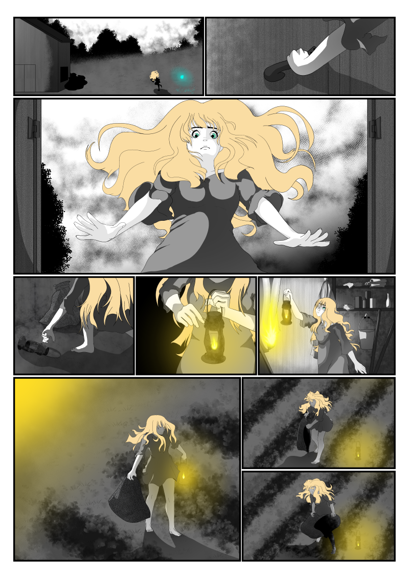 Fall 2 (Akt 2) Page 9