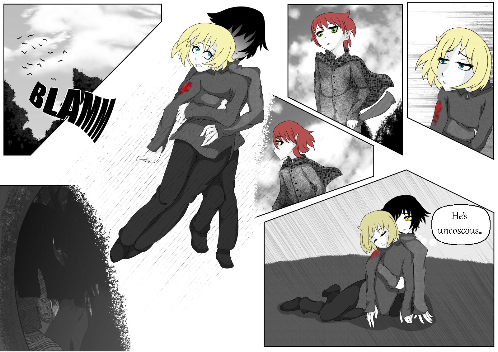 Fall 1 (Akt 1) Page 17 - 18